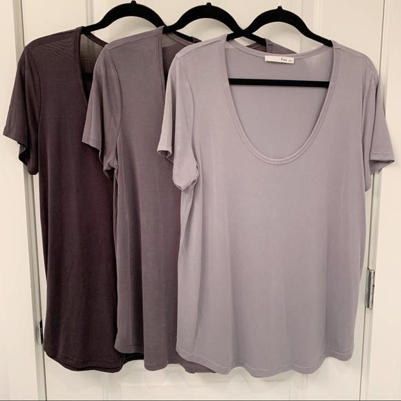 Aritzia Wilfred Free Valmere T-Shirt - set of 3